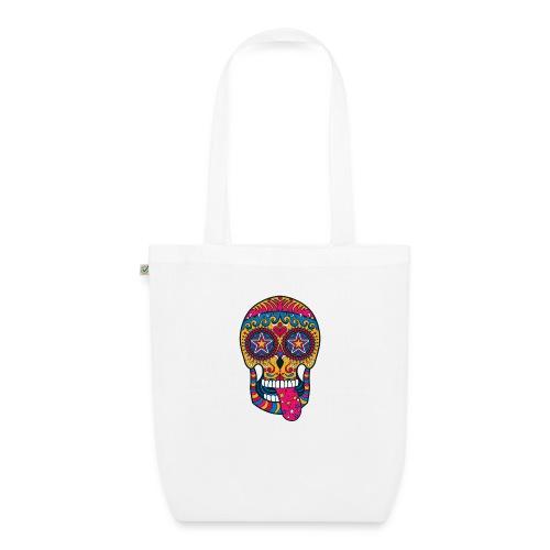 Mexican Skull - Borsa ecologica in tessuto
