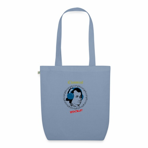 Classical Rocks! - EarthPositive Tote Bag