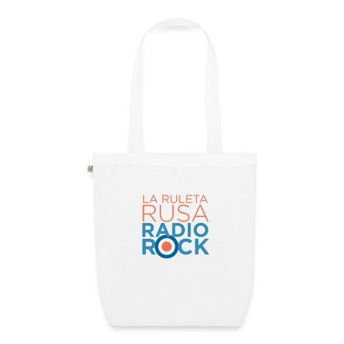 La Ruleta Rusa Radio Rock. Portrait Primary. - Bolsa de tela ecológica