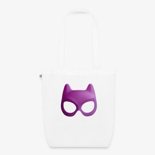 Bat Mask - Ekologiczna torba materiałowa