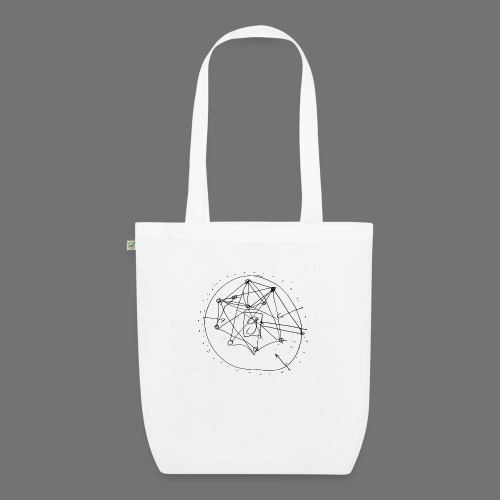SEO Strategy No.1 (black) - EarthPositive Tote Bag