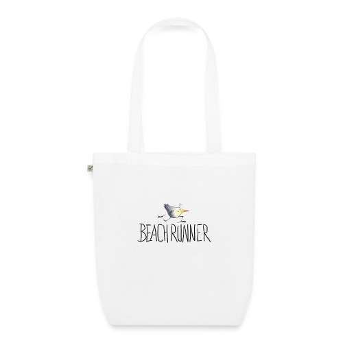 beachrunner - Bio-Stoffbeutel