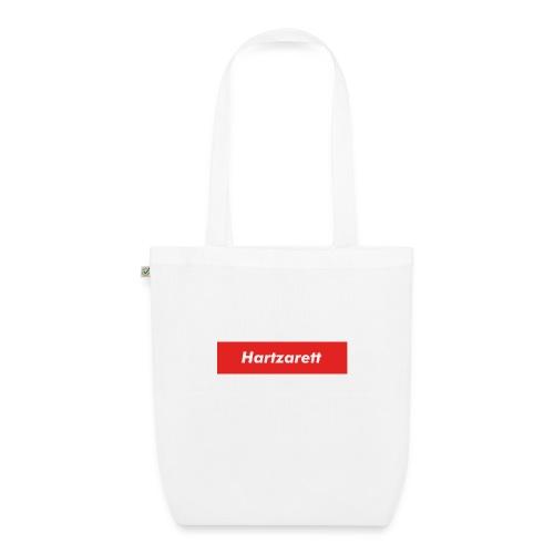 Hartzarett Boxed Logo - Bio-Stoffbeutel