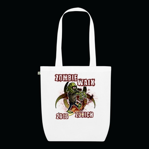 shirt zombie walk3 - Bio-Stoffbeutel