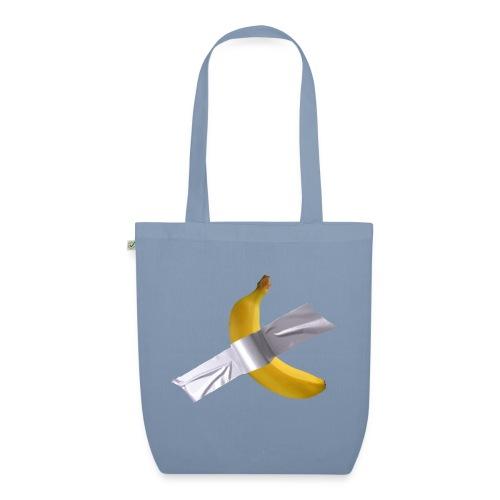 Banana art - Borsa ecologica in tessuto