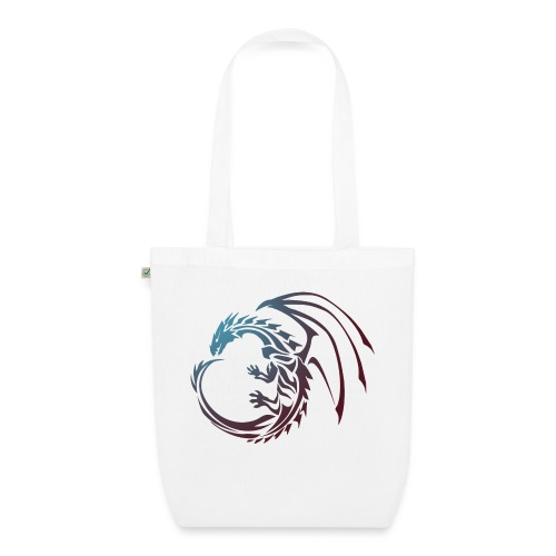 color Dragon - EarthPositive Tote Bag
