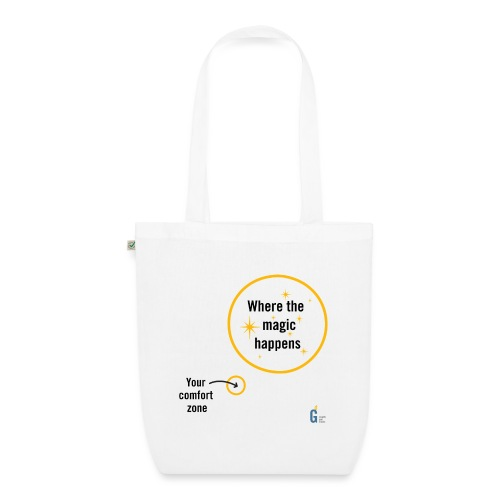 Where the magic happens II - EarthPositive Tote Bag