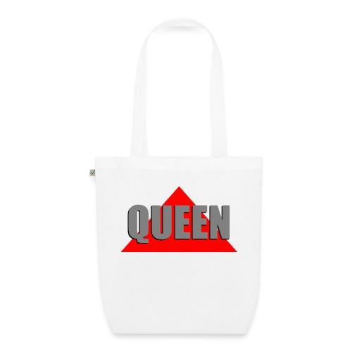 Queen, by SBDesigns - Sac en tissu biologique