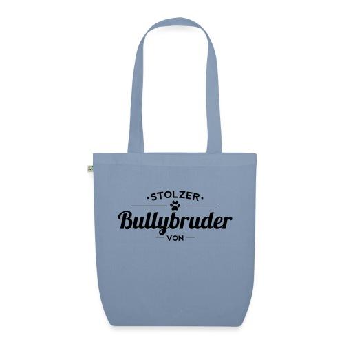 Bullybruder Wunschname - Bio-Stoffbeutel