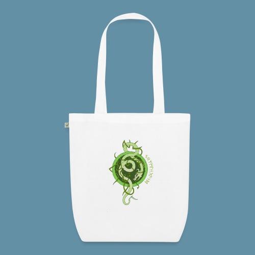 Jormungand logo png - Borsa ecologica in tessuto