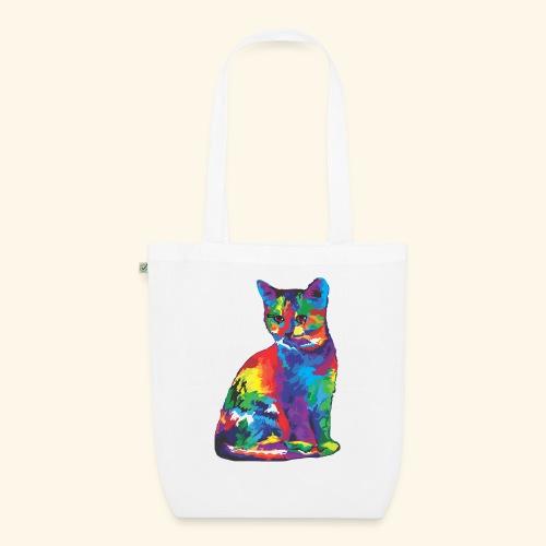 Gato fantástico - Bolsa de tela ecológica