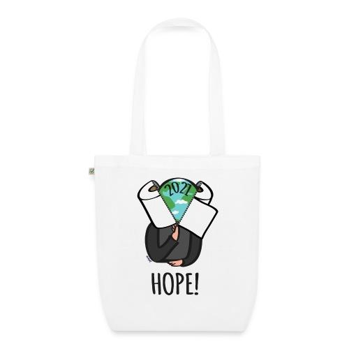 68 hope2021 - Bio-Stoffbeutel