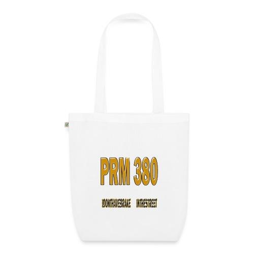 PRM STREET380 P - Sac en tissu biologique