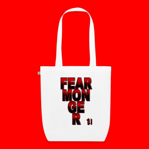 Fearmonger - EarthPositive Tote Bag