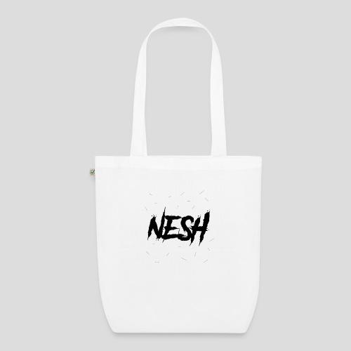 Nesh Logo - Bio-Stoffbeutel