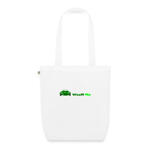 wash me - EarthPositive Tote Bag