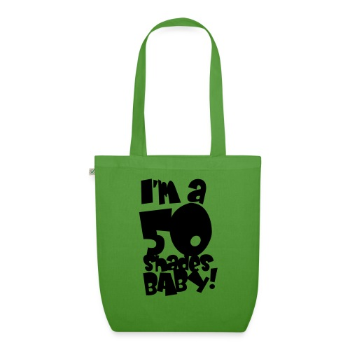 50 shades - EarthPositive Tote Bag