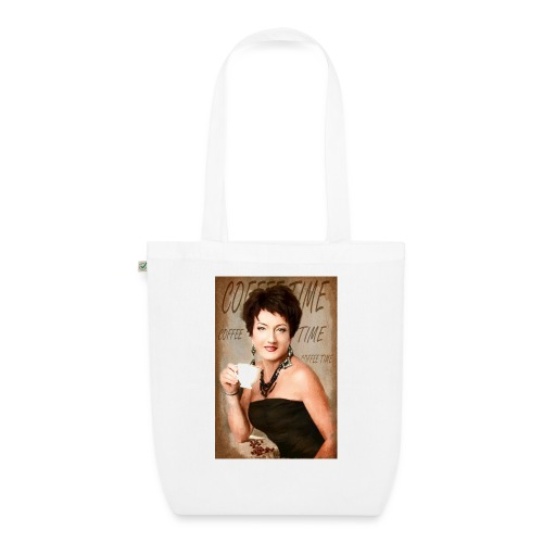 Caffee time 1a - EarthPositive Tote Bag