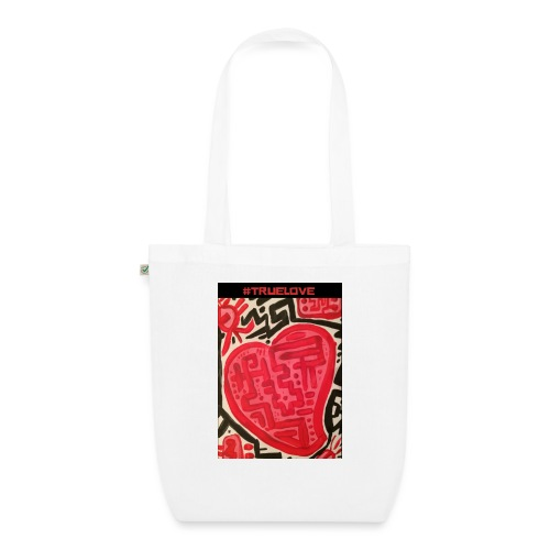 #truelove - EarthPositive Tote Bag