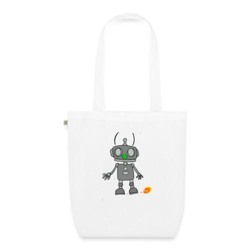 Robotino de desing impact - Bolsa de tela ecológica