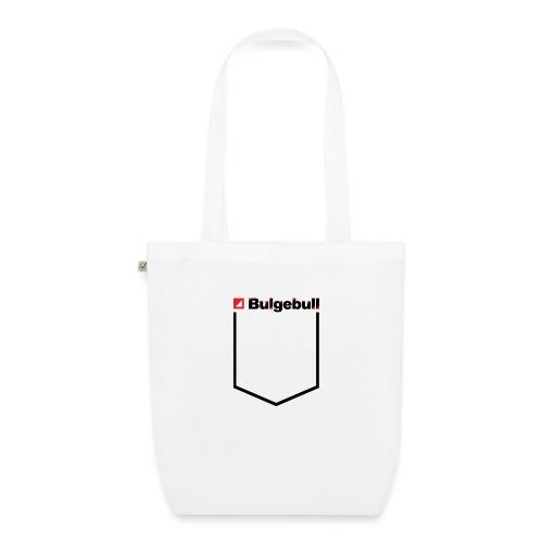 BULGEBULL-POCKET2 - EarthPositive Tote Bag