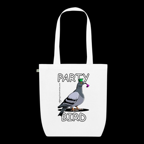 Party Bird - EarthPositive Tote Bag