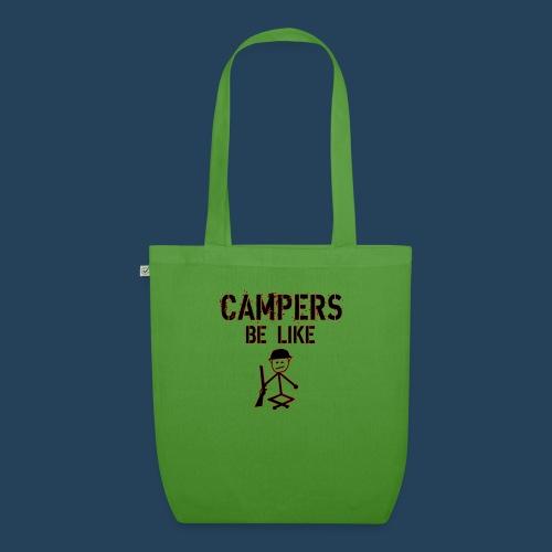 Camper Gaming - Bio-Stoffbeutel