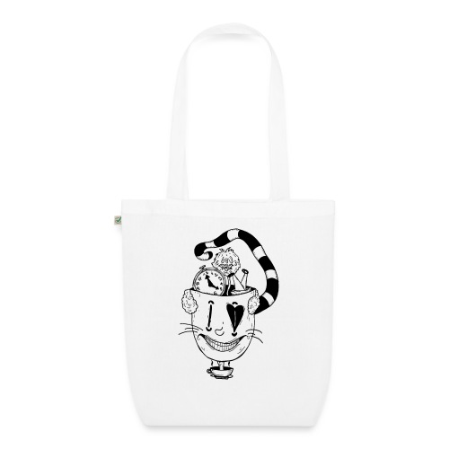Alice in Wonderland - EarthPositive Tote Bag