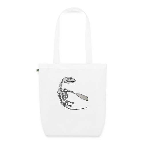 Skeleton Quentin - EarthPositive Tote Bag