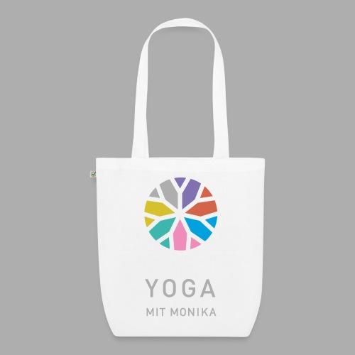 Yoga mit Monika - Bio-Stoffbeutel