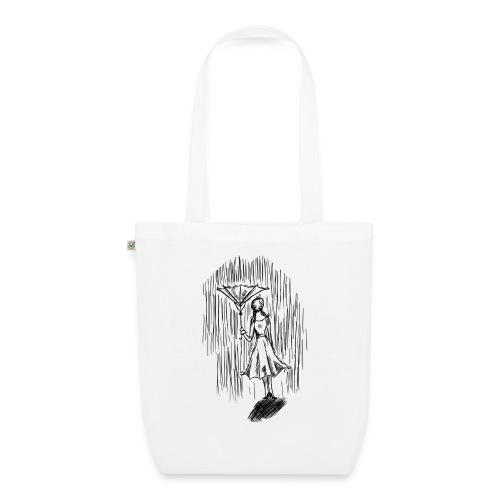 Umbrella - EarthPositive Tote Bag