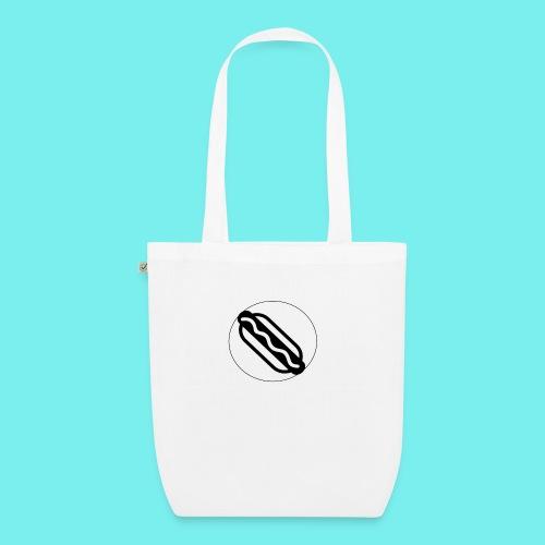 Hotdog logo - Øko-stoftaske