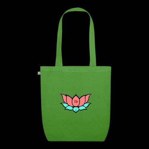 Summer Lotus - Bolsa de tela ecológica