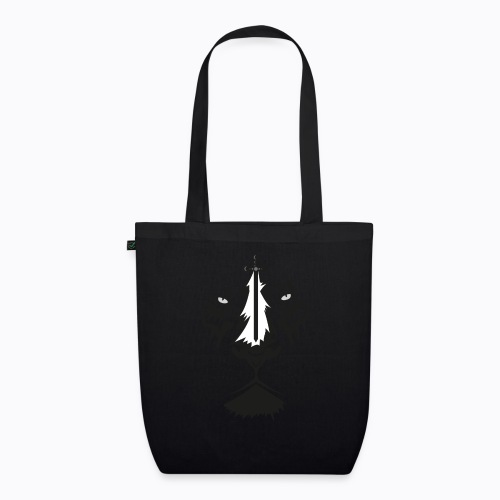 lion sword - EarthPositive Tote Bag