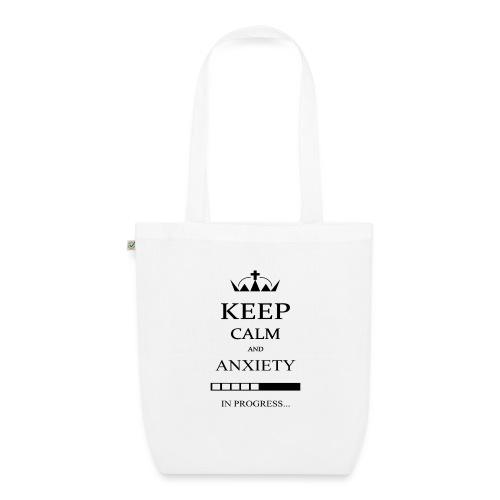 keep_calm - Borsa ecologica in tessuto