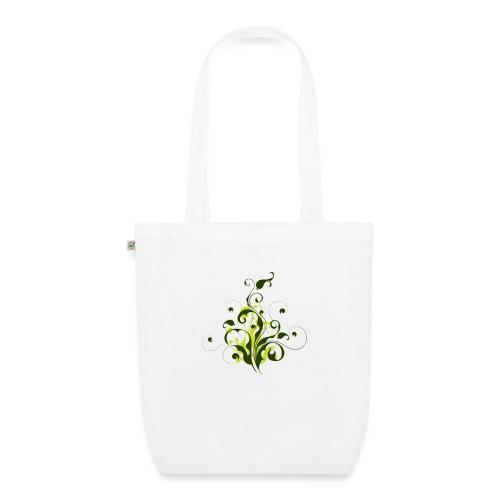 Flora - Bolsa de tela ecológica