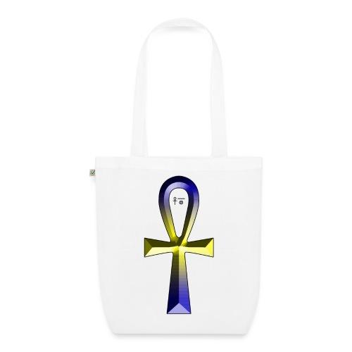 Anch - Symbol für (ewiges) Leben - Bio-Stoffbeutel