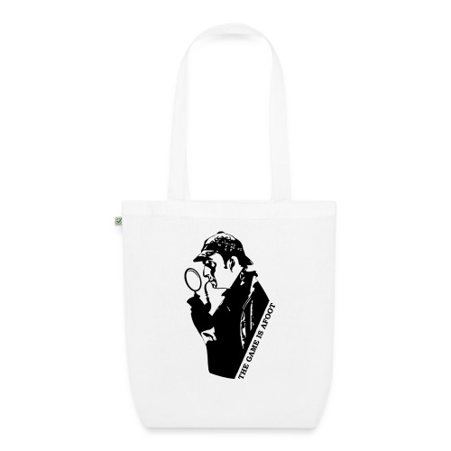 Detective #5 - EarthPositive Tote Bag