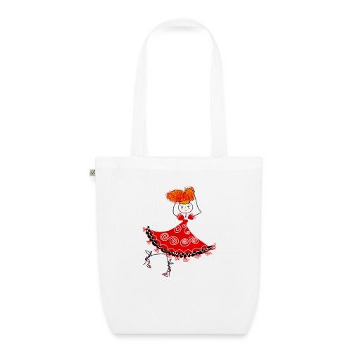 Ballerina - Borsa ecologica in tessuto