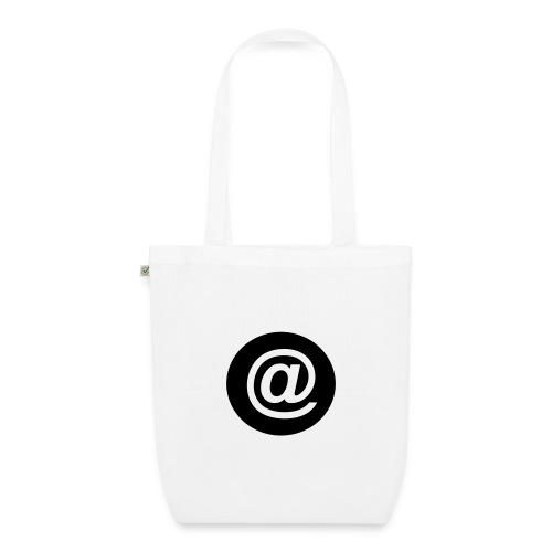 arroba_circulo - Bolsa de tela ecológica