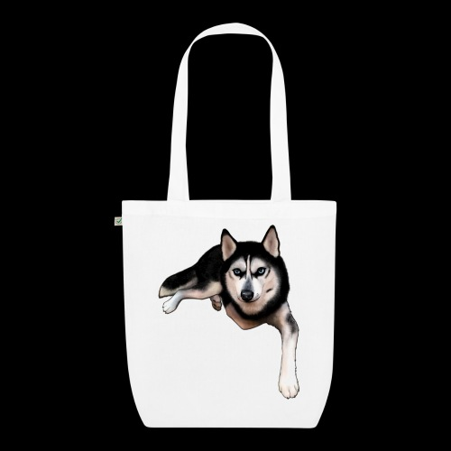 Husky - EarthPositive Tote Bag