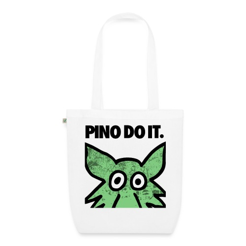PINO DO IT - Borsa ecologica in tessuto