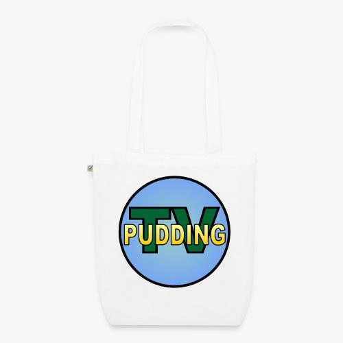 Pudding-TV Logo - Bio-stoffveske