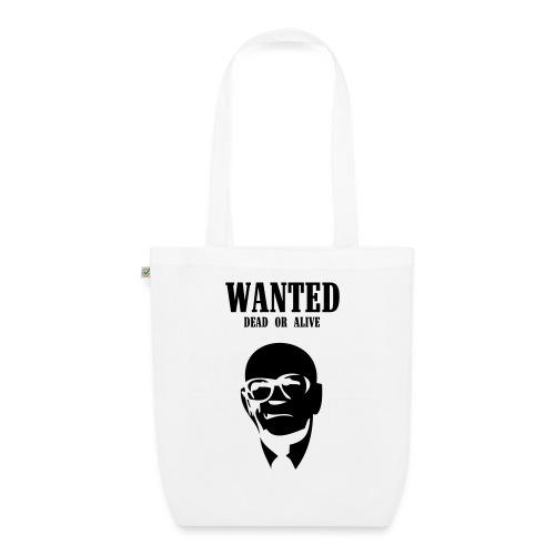 Kekkonen Wanted - Dead or Alive - Luomu-kangaskassi