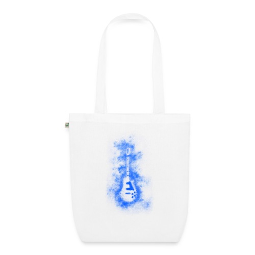 Blue Muse - EarthPositive Tote Bag