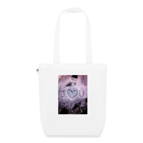 Ich liebe dich - EarthPositive Tote Bag