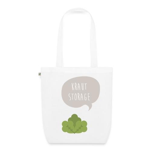 Kraut Storage - Bio-Stoffbeutel
