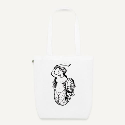 syrenka - Ekologiczna torba materiałowa