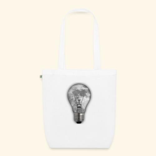 moon bulb - Bolsa de tela ecológica