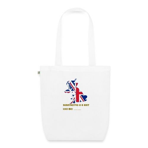 UK MERCH - EarthPositive Tote Bag